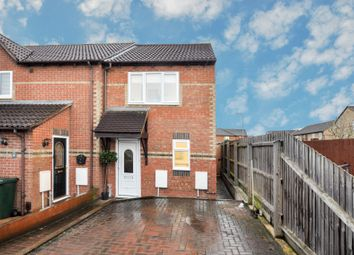 Thumbnail 2 bed semi-detached house for sale in Cypress Gardens, Bicester