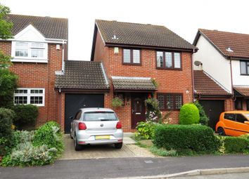 Thumbnail 3 bedroom link-detached house for sale in Beattie Rise, Hedge End, Southampton