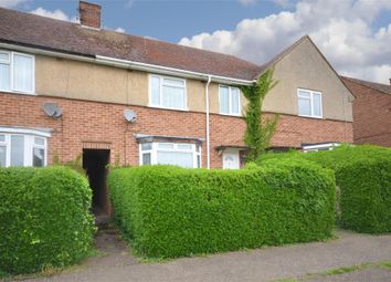 Thumbnail 3 bed terraced house for sale in Mackenzie Road, Raunds, Wellingborough, Northamptonshire