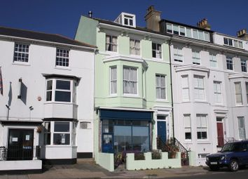Thumbnail 5 bed terraced house for sale in The Strand, Walmer, Deal