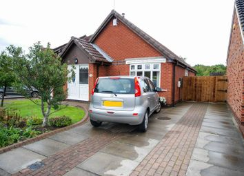 Thumbnail 2 bed bungalow for sale in Evesham Close, Boldon Colliery