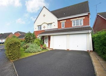 Thumbnail 6 bed detached house for sale in Lavender Close, Bedworth
