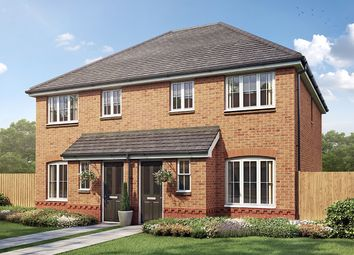 Thumbnail 3 bed semi-detached house for sale in Whittingham Road, Preston