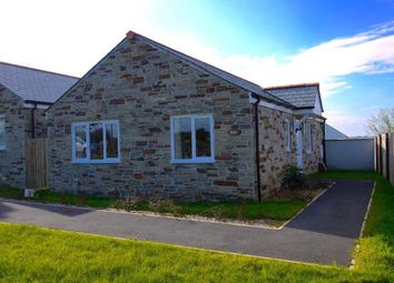 Thumbnail 2 bed detached bungalow to rent in Porthpean Road, St Austell