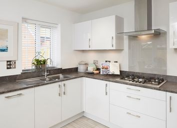 Thumbnail 3 bed detached house for sale in Ramley Road, Pennington, Lymington