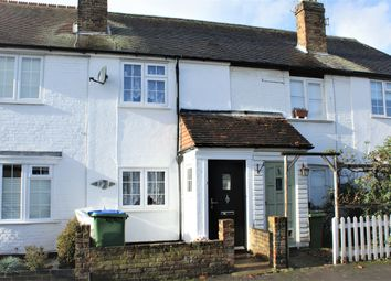 Thumbnail 2 bed cottage for sale in Primrose Road, Hersham, Walton-On-Thames