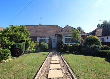 Thumbnail 2 bed semi-detached bungalow for sale in Church Vale Road, Bexhill-On-Sea