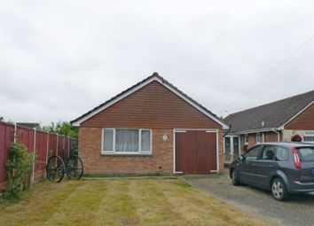 Thumbnail 2 bed detached bungalow to rent in Sunnymead Close, Middleton-On-Sea, Bognor Regis