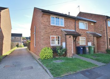 Thumbnail 2 bed end terrace house for sale in Homestead, Somersham, Cambs