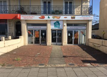 Thumbnail Retail premises to let in Marine Parade, Worthing