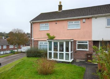 Thumbnail 2 bed semi-detached house for sale in Kirkwall Road, Plymouth, Devon