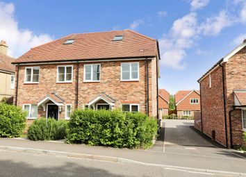 Thumbnail 3 bed semi-detached house for sale in Mere Close, Swanmore, Southampton
