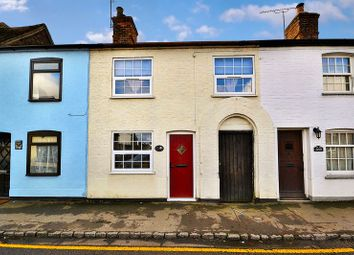 Thumbnail 2 bed terraced house for sale in High Street, Wing, Leighton Buzzard