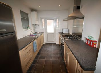 Thumbnail 4 bedroom end terrace house to rent in Paton Street, Leicester LE3, West End