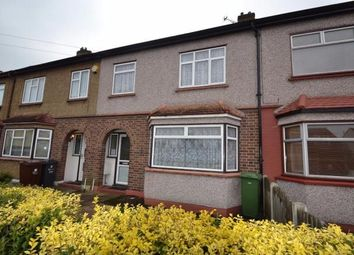 Thumbnail 3 bed terraced house to rent in Manor Road, Dagenham East