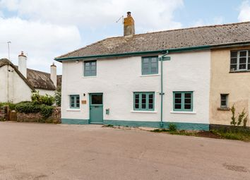Thumbnail 2 bed semi-detached house for sale in Puddington, Tiverton