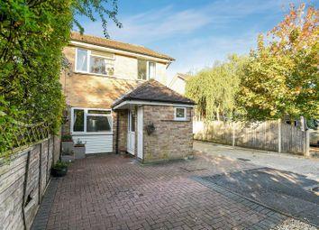 Thumbnail 3 bed end terrace house for sale in Norton Close, Enborne, Newbury
