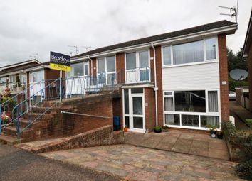 Thumbnail 2 bed maisonette for sale in Broadmead, Exmouth, Devon