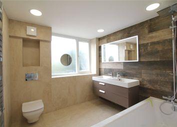 Thumbnail 4 bedroom flat for sale in Hazeldene Drive, Pinner, Greater London