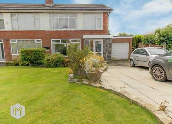 Thumbnail 3 bedroom semi-detached house for sale in Birchfield, Harwood, Bolton, Lancashire