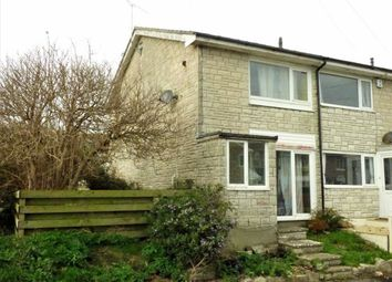 Thumbnail 2 bed end terrace house for sale in Haylands, Portland, Dorset