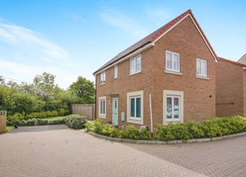Thumbnail 3 bedroom detached house for sale in Lupin Close, Emersons Green, Bristol