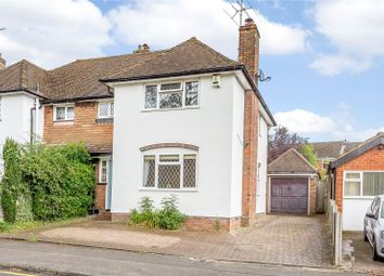 Thumbnail 3 bed semi-detached house to rent in Devonshire Road, Harpenden, Hertfordshire