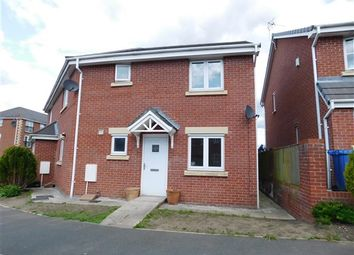 Thumbnail 2 bed flat for sale in Keepers Wood Way, Chorley