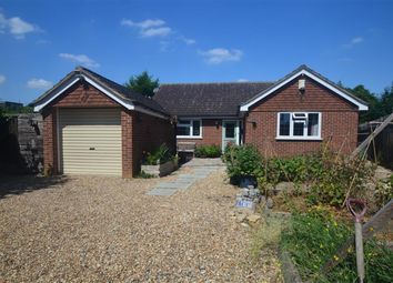 Thumbnail 3 bed detached bungalow for sale in Horton Footpath, Epsom, Surrey
