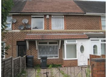 Thumbnail 3 bedroom terraced house to rent in Wyndhurst Road, Stechford, Birmingham