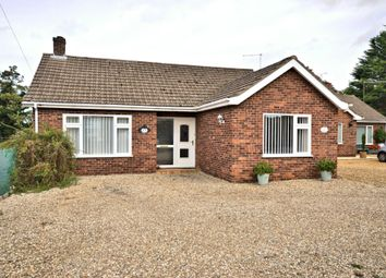 Thumbnail 3 bed detached bungalow for sale in Station Road, Heacham, King's Lynn
