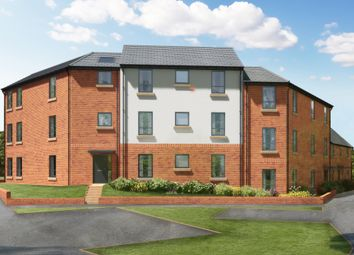 "Thumbnail 1 bed flat for sale in ""The Rose - Second Floor"" at North Road Industrial Estate, Okehampton"