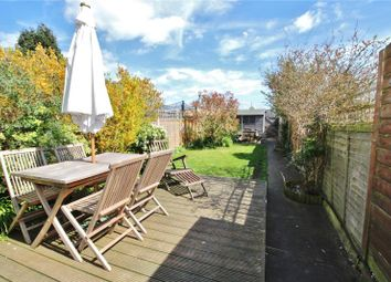 Thumbnail 4 bedroom terraced house for sale in Hill Barn Lane, Broadwater, Worthing