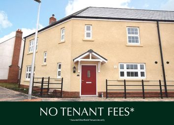 Thumbnail 3 bed semi-detached house to rent in Dart Avenue, Exeter