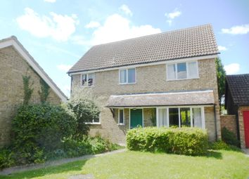 Thumbnail 4 bedroom detached house for sale in Oakrits, Meldreth, Royston