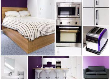 3 bed flat to rent in Lambert Street, Hull HU5