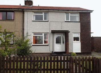 Thumbnail 3 bed semi-detached house for sale in Philip Drive, Amble, Morpeth