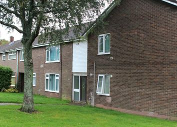 Thumbnail 2 bed flat to rent in Dinas Path, Fairwater, Cwmbran
