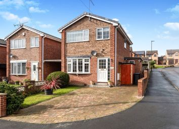 Thumbnail 3 bed detached house for sale in Parsley Hay Close, Sheffield