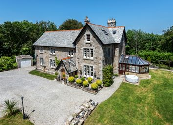 Thumbnail 5 bed detached house for sale in Treverbyn Road, Stenalees, St. Austell