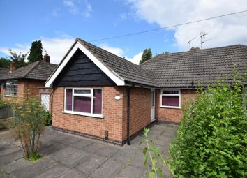 Thumbnail 3 bedroom bungalow for sale in St. Chads Road, New Normanton, Derby