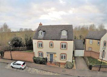Thumbnail 5 bedroom detached house for sale in Colindale Street, Monkston Park, Milton Keynes
