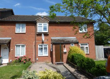 Thumbnail 2 bed terraced house for sale in Turner Close, Houghton Regis, Dunstable