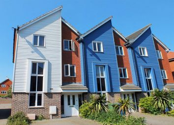 Thumbnail 4 bed terraced house for sale in Thomas Neame Avenue, Faversham