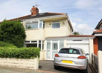 Thumbnail 3 bed semi-detached house for sale in Pitville Avenue, Mossley Hill, Liverpool