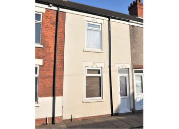 Thumbnail 3 bed terraced house for sale in Henry Street, Grimsby