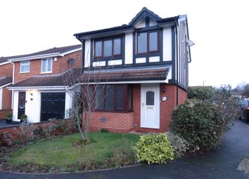 Thumbnail 3 bed detached house for sale in Maple Drive, Kingsbury, Tamworth