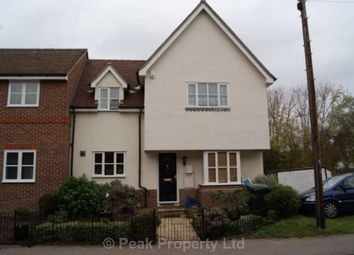 Thumbnail 3 bed end terrace house for sale in Oakland Mews, Greenstead Road, Ongar