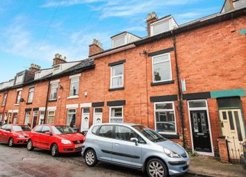 4 bed terraced house for sale in Gladstone Street, Leek, Staffordshire ST13