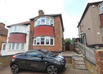 Thumbnail 2 bed semi-detached house for sale in Exmouth Road, Welling